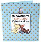 NEW Coin 50p Album Winnie The Pooh 9 Christopher Robin Piglet Eeyore [C]