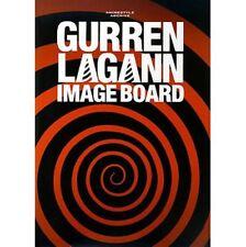 Gurren Lagann IMAGE BOARD analytics illustration art book