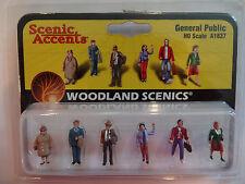 Woodland Scenics Ho #1837 - General Public
