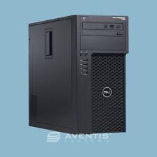 Dell Precision T1700 Tower Intel i5-4570 3.2GHz Quad Core/ 4GB / 120GB SSD/Win 7