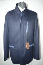 NEW 21350,00 $ STEFANO RICCI  Outwear Top Over Coat Cashmere Us M Eu 50 (G54)