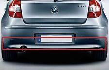 BMW NEW GENUINE 1 SERIE E87 5 DOOR HATCHBACK 04-07 REAR BUMPER LOWER LIP 7058508