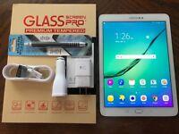 """Samsung Galaxy Tab S2 9.7"""" SM-T818V 32GB White 4G LTE Verizon + WiFi"""