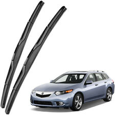 Genuine OEM Front Windshield Wiper Blades For 2011-2014 Acura TSX Sport Wagon