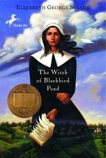 Witch of Blackbird Pond by Elizabeth Speare Paperback EXCELLENT condition