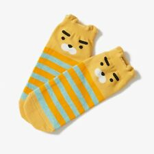 Kakao Friends Ryan Women Kids Character Ankle Socks Casual Low Cut