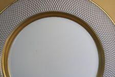 Jackson Custom Fine China 10 \  DINNER PLATE Gold InnerSpiral Pattern Border USA & custom dinner plates | eBay