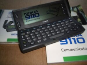 Nokia 9110 COMMUNICATOR,Unlocked,ForO2+Vfone,InVeryGoodCondition,Pl Read Details
