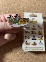 Disney Pluto 90th Anniversary Mickey Minnie Snow Sled Mystery 2020 Pin LE 1000