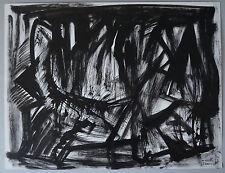 JACQUES CHEVALIER (1924/1999) Encre -  COMPOSITION   - Signé