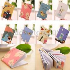 1PC Cute Cartoon Portable Notebook Memo Handy Pocket Notepad Paper Journal Diary