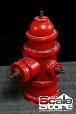 SCALE-STORE P0013-2 1/6 Action Figure Scene Fire Hydrant Fireplug Model