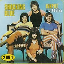Shocking Blue - Inkpot/Attila [New CD] Holland - Import