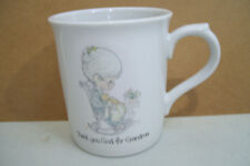 8 oz. Precious Moments Thank you God for Grandma Coffee Tea Mug Cup