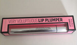 Victoria's Secret VERY VOLUPTUOUS LIP PLUMPER NEARLY NUDE NEW IN BOX!