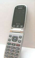 Pantech Breeze III - Gray (AT&T) Unlocked 3G Cellular Flip Phone- Cond.5 out 10