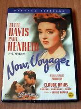 Now, Voyager - Bette Davis, Claude Rains - NEW DVD