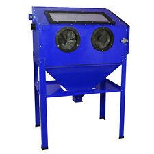 MAXBLAST 220 L Cabinet de Sablage - Bleu (5055986119524)