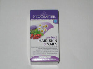 New Chapter - Perfect Hair, Skin, & Nails - 30 Vegan Capsules Supplement