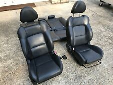 Subaru Liberty GT Gen 4 03-06 Leather Interior Electric Seats Chairs Front Rear