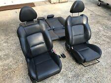 Subaru Liberty GT Gen 4 2003 - 06 Leather Interior Electric Seats Chairs Sedan