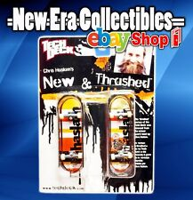 Tech Deck - Chris Haslam's - New & Thrashed - Spin Master - 2010