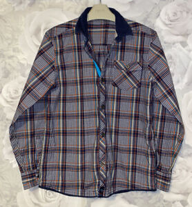 Boys Age 11 (10-11 Years) Ted Baker Long Sleeved Shirt - Excellent Condition