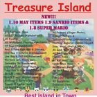 New 1.11 Animal Crossing Treasure Island Unlimited Trips loot- Refill Every Trip