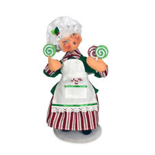 Annalee Dolls 2021 Christmas 9in Candy Mrs. Santa Plush New with Tag