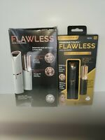 Finishing Touch Flawless Women's Painless Facial Hair Remover - 2 Colors NIB