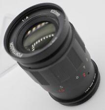 Spiratone Portragon 100mm F4.0 T/T2 Screw Mount Soft Focus Lens & M42 Adapter