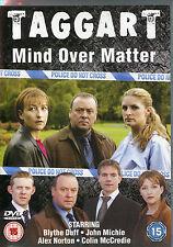 TAGGART DVD MIND OVER MATTER STARRING BLYTHE DUFF * JOHN MICHIE * ALEX NORTON