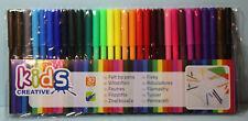 30 Filzstifte Fasermaler Faserstifte 30 Farben Set