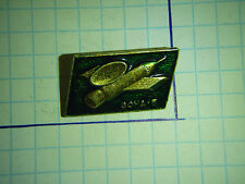 pin badge vintage space   USSR (Russia)  №34