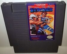 Nintendo NES STRIDER by CAPCOM (GAME CARTRIDGE ONLY) TESTED! WORKS GREAT!