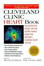 Cleveland Clinic Heart Book: The Definitive Guide