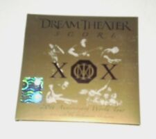 DREAM THEATER - SCORE - 20th ANNIVERSARY WORLD TOUR  - 3 CD DIGIPAK 2006 - VR-DP