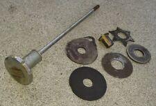 Triumph 500 650 Steering Damper Rod and parts T100C TR6C Trophy Tiger 69 70