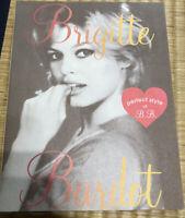 Brigitte Bardot photo book Perfect Style Of Bebe Japan