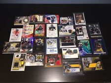 Lot Of 25 Low-Mid-High End Sports Cards