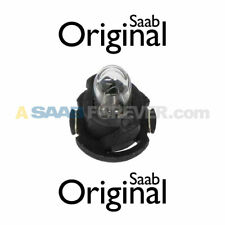 NEW SAAB 900 9000 9-3 9-5 Climate Control Panel Light Bulb ACC Genuine 12768303