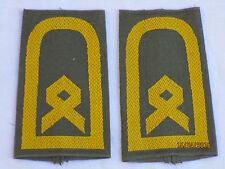 Marine Distintivo di grado: Hauptbootsmann, oliva/gold