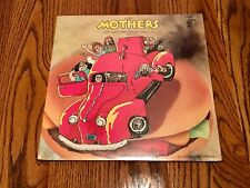 FRANK ZAPPA MOTHERS JUST ANOTHER BAND FROM L.A. ORIGINAL FIRST PRESS LP SEALED!