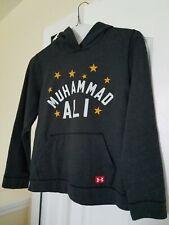 Under Armour Youth Unisex Hoodie Size YXL Muhammad Ali Boxing