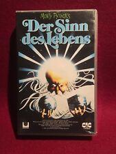 Der Sinn des Lebens - der Monty Python-Klassiker auf VHS Videokassette