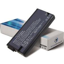 Batterie pour portable Sony Vaio PCG-GR114 de France