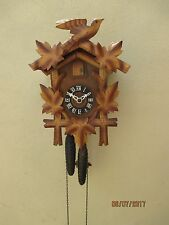 Precioso bosque Negro Reloj Cucú,