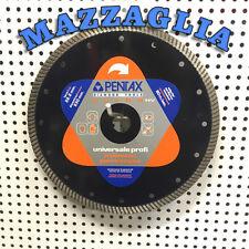 DISCO UNIVERSALE PER SMERIGLIATRICE PENTAX LINEA HV Ø230mm FORO 22,2mm