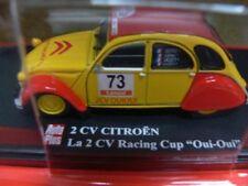 1/43 Citroen 2CV Racing Cup Oui-Oui #73