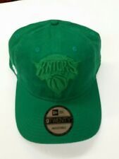 b34f809626a506 NEW ERA 9TWENTY Adjustable Men's Cap - Hat, NBA New York Knicks (Irish Green